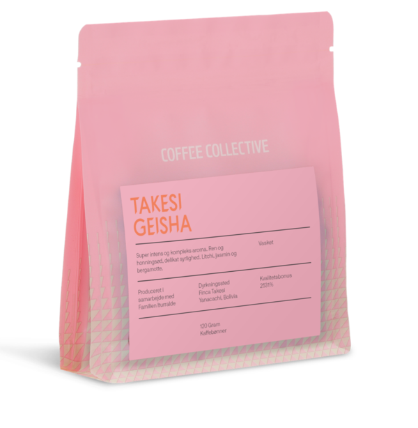 Coffee Collective - Takesi Geisha